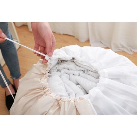 Pojemnik na zabawki lub pranie, kosz, worek jeleń OR20SZ