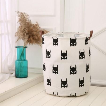 Pojemnik na zabawki kosz, worek na pranie batman OR2WZ2