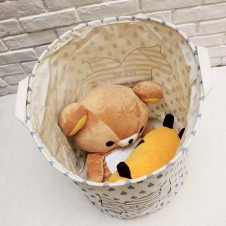 Pojemnik na zabawki kosz, worek na pranie pałac OR2WZ91