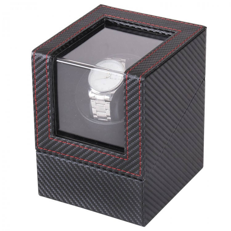 Rotomat szkatułka etui zegarek automatyczny PD83CARBON