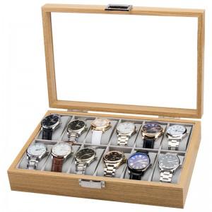 Szkatułka na 12 zegarków...