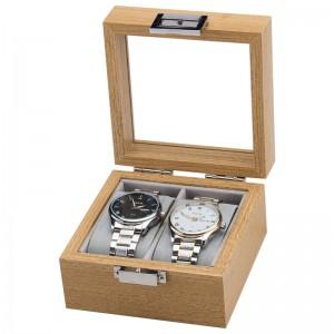 Szkatułka na dwa zegarki...