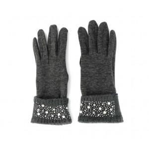 Rękawiczki z ozdobnymi...