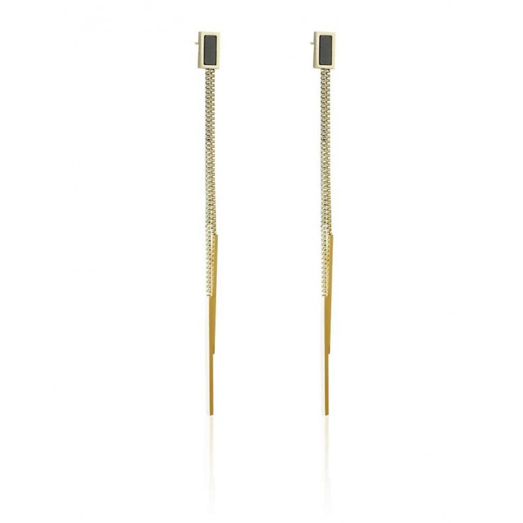 Kolczyki ze stali chirurgicznej KST1374
